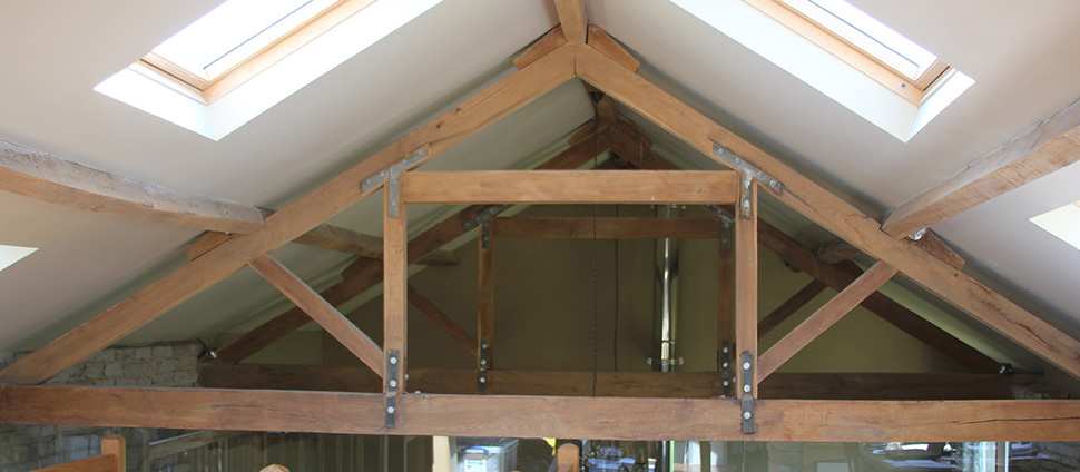 roof-beams